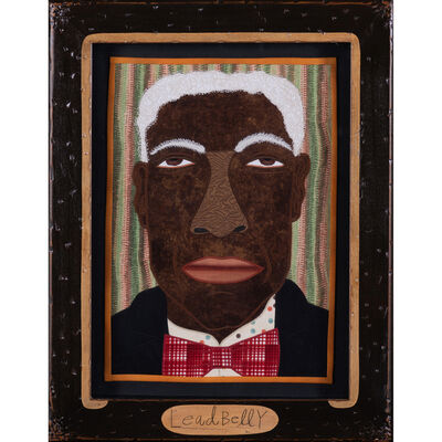 Chris Roberts-Antieau, 'Lead belly', 2007