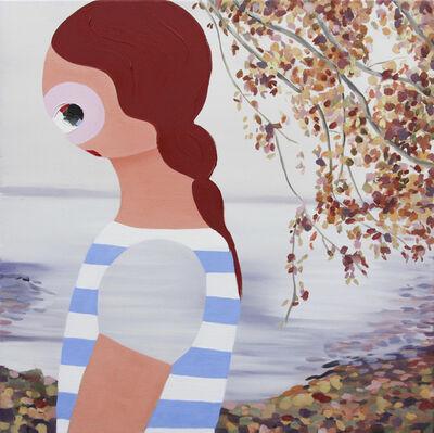 Kirsa Andreasen, 'And the sade?', 2020