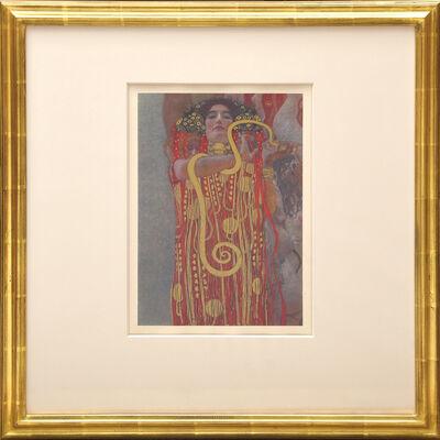 Gustav Klimt, 'Medizin', 1931
