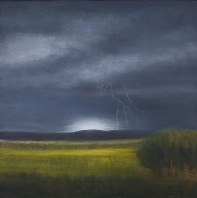Carole Pierce, 'Distant Lightning'