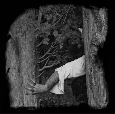 Alberto García Alix, 'Autorretrato en los jardines de la Alhambra', 1989