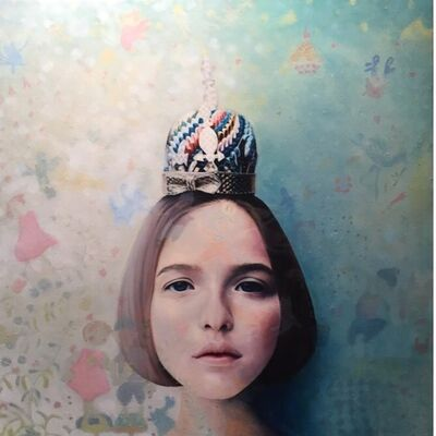 Hyemi Cho, 'Paper crown', 2015