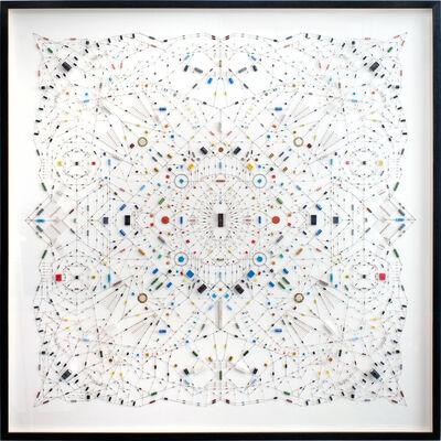 Leonardo Ulian, 'Technological Mandala 28', 2013
