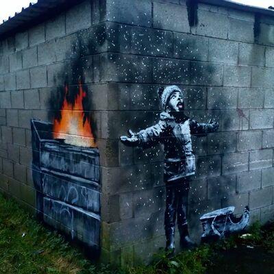 Banksy, 'Season's Greetings', 2018