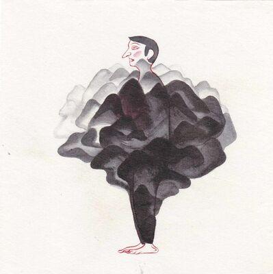 Buddhadev Mukherjee, 'Man 30', 2013