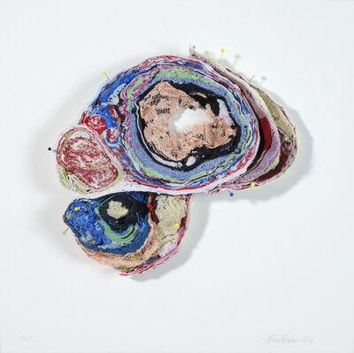Birgit Dieker, 'Hirnschnitt', 2012