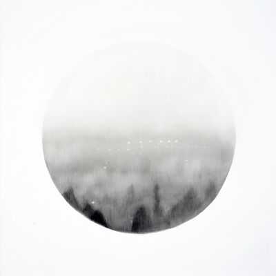 Gale Antokal, 'Tondo #2 From The Place on Hills,', 2020
