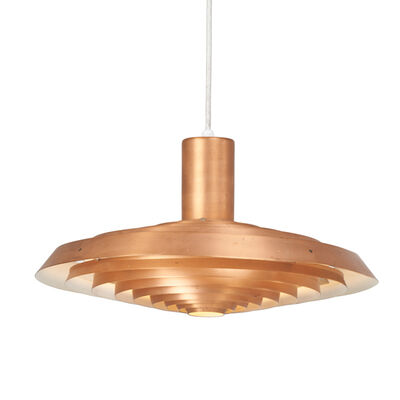 Poul Henningsen, 'Pendant lamp designed for Langelinie Pavilion', 1960s