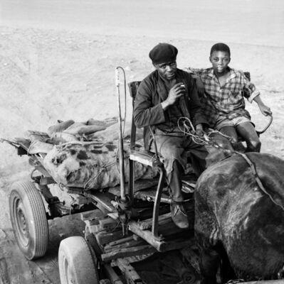 David Goldblatt, 'Coal Merchant and his son, Soweto', 1972
