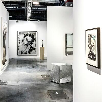 Mai 36 Galerie at Art Basel in Miami Beach 2016, installation view