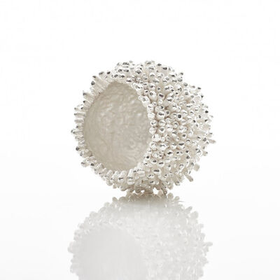 Junko Mori, 'Silver Organism; Crystal Twig', 2017