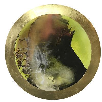 Karen Fitzgerald, 'Energy Of Green', 2021