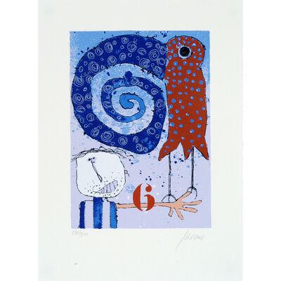 Christian Silvain, 'Perchoir nr 6', 1998