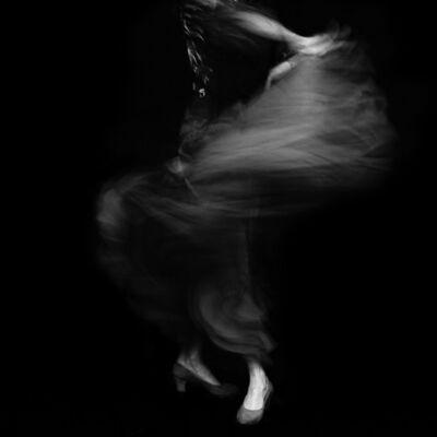 Isabel Muñoz, 'F086, Series Flamenco', 1989