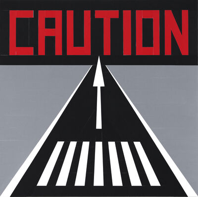 Houssein Jarouche, 'Caution', 2019