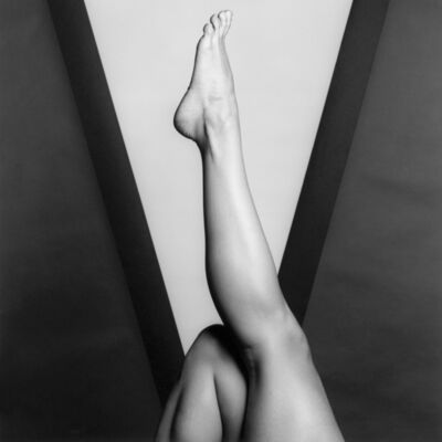 Robert Mapplethorpe, 'Lisa Lyon 552', 1981