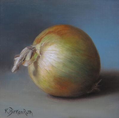 Kelly Birkenruth, 'Yellow Onion', 2019