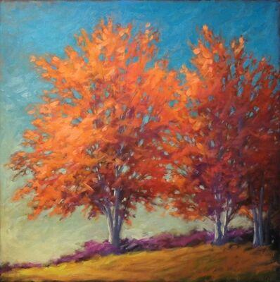 Margaret Gerding, 'Trees Ablaze', 2018
