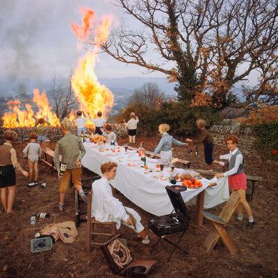 Bernard Faucon, 'Le banquet', 1978