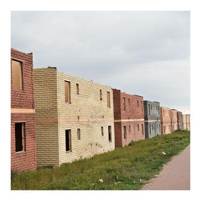 Jabulani Dhlamini, 'Dube Hostel, Soweto', 2018