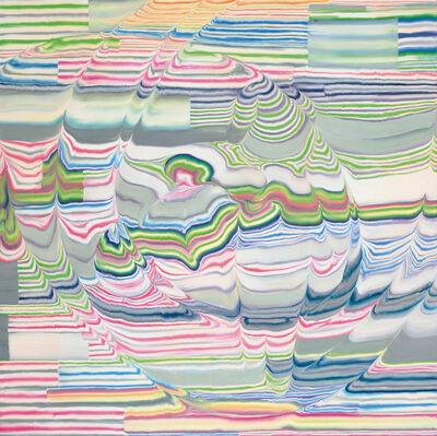 Kim Young-Hun, 'p1660 - Electronic Nostalgia', 2016