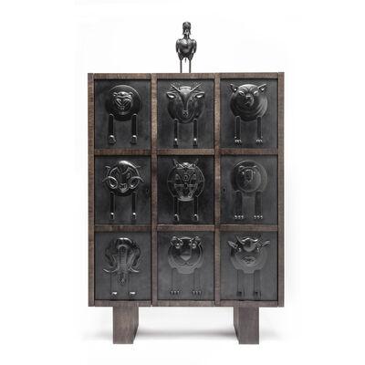 Jean-Marie Fiori, 'Sumer Cabinet', 2019