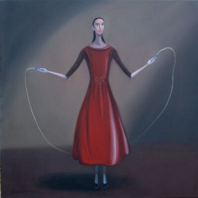 Sonia Martin, 'Skipping', 2016