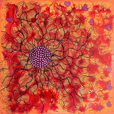 Luisa Mesa, 'Meditation Series'