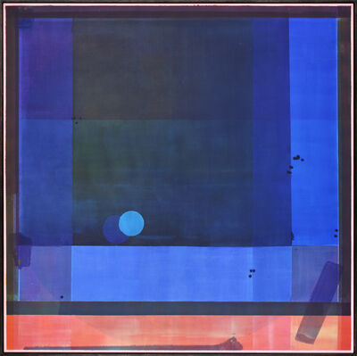 Maximilian Daniels, 'Day to night', 2018
