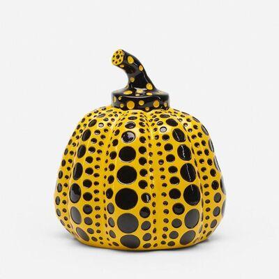 Yayoi Kusama, 'Pumpkin (Yellow)', 2015