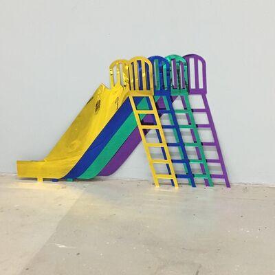 Oscar Figueroa, 'Endless Summer (Slides)', 2018