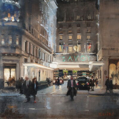 Michael Alford, 'The Savoy', 2020