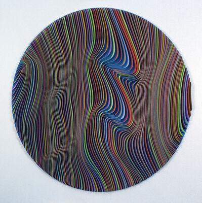 Peter Monaghan, 'Contours Circle', 2019