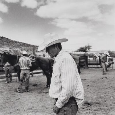 Scott T. Baxter, 'Cowboy, Sierra Bonita Ranch, Graham County', 2011