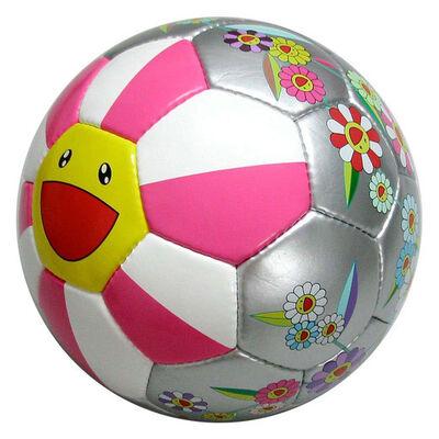 Takashi Murakami, 'Flower Ball (Soccer Ball)', 2002