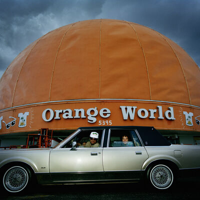 Erwin Olaf, 'Orange World, Florida, USA', 1994
