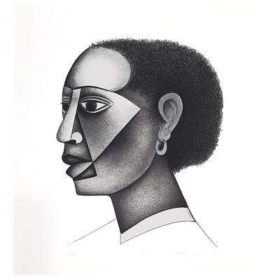 Elizabeth Catlett, 'Cabeza (Head)', 2009