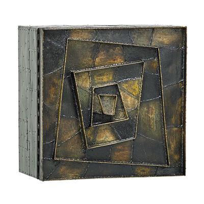 Paul Evans, 'Rare Sculptural Cabinet, New Hope, PA', 1968