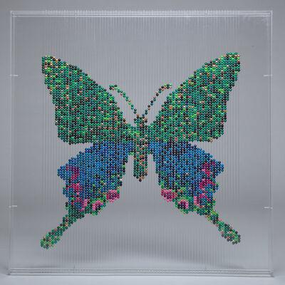 Natasja van der Meer, 'Butterfly', 2018