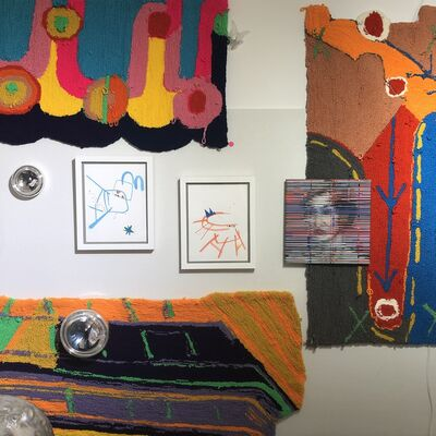 River House Arts at SPRING / BREAK Art Show 2020, installation view
