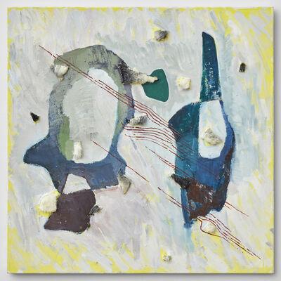 Iosu Aramburu, 'X104a (Three shapes)', 2020
