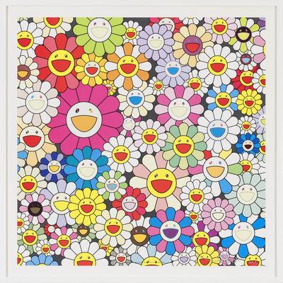 Takashi Murakami, 'Flowers from the village of Ponkotan', 2011