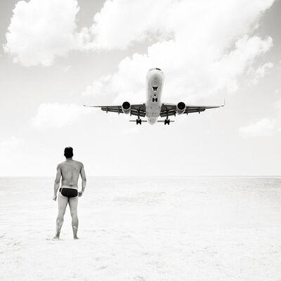 Josef Hoflehner, 'Jet Airliner #22'