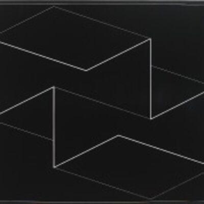 Josef Albers, 'Structural Constellation: F.M.E. 5', 1962