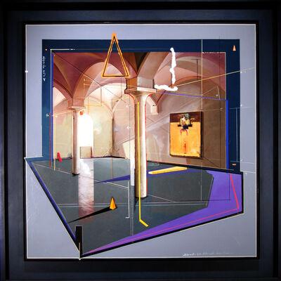 Andrea Vizzini, 'Installation at Galleria Praterinsell', 1996