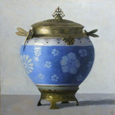 Olga Antonova, 'Urn with Dragonflies', 2016
