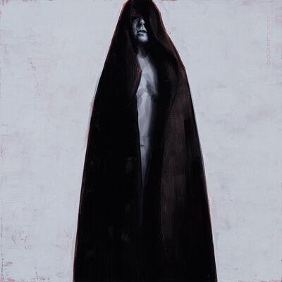David Palumbo, 'Figure in Black Drapery #3', 2017
