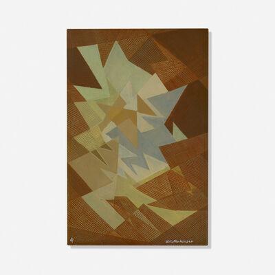 Oskar Fischinger, 'Triangle Dancer (Abstraction #288)', c. 1956