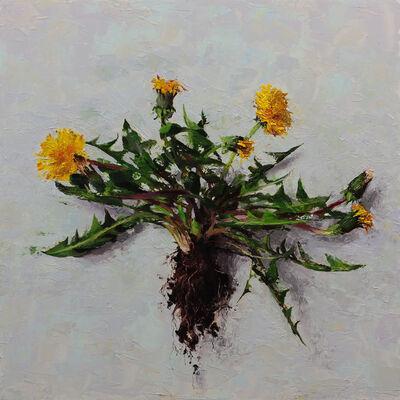 Mia Bergeron, 'Uproot', 2016