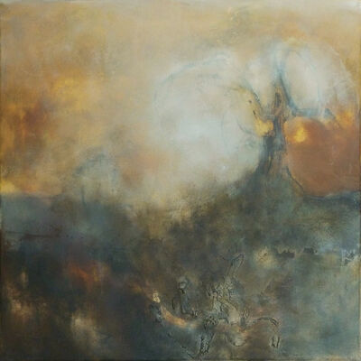 Brian Graham, 'A Stunted Thorn Stands Here and There I (Thomas Hardy)', 2018